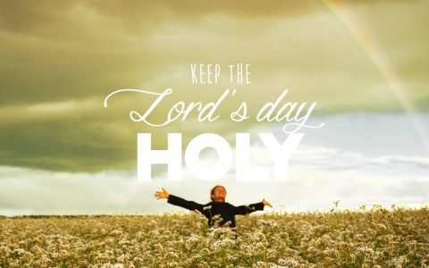 Resources to Keep the Lord's Day Holy Amid COVID-19 Social Isolation